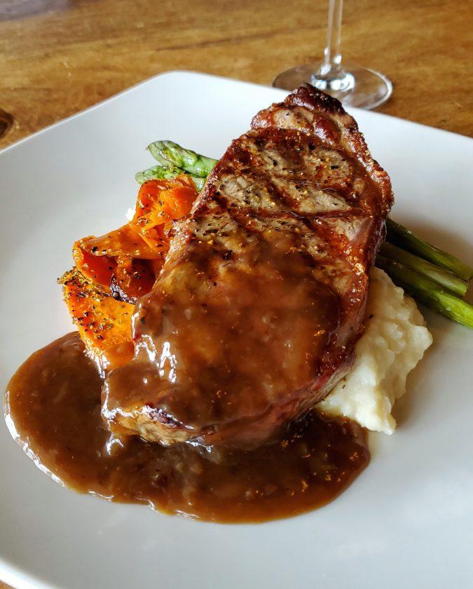 Black Angus Striploin Steak 10oz