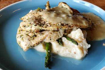 Chicken Scaloppini Limone